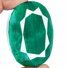 652 Cts Natural Emerald Rare Huge Museum Size Top Green Certified Gemstone