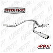 MBRP DUAL SIDE EXHAUST 07-08 CHEVY SILVERADO GMC SIERRA 1500 CAT BACK EXT/CR CAB