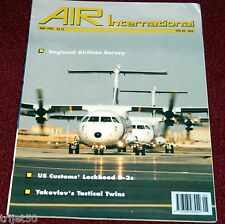 Air International 1993 May RAF,Harrier,P3 Orion,Vietnam Airlines