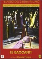 DvD LE BACCANTI  - (1961) ** Alberto Lupo Alessandra Panaro ** ......NUOVO