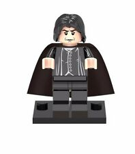 Severus Snape Harry Potter Lego fittable minifigure set building block toy