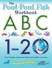 The Pout-Pout Fish: Wipe Clean Workbook ABC, 1-20 A Pout-Pout Fish Adventure