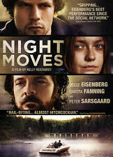 Night Moves (DVD, 2014) FREE SHIPPING