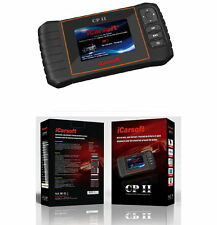 CP II OBD Diagnose Tester past bei  Peugeot 807, inkl. Service Funktionen