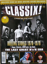 CLASSIX 33 2012 Rolling Stones Johnny Thunders Kate Bush Rick Derringer Slade