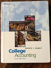 College Accounting 17th Edition by: Heinz & Parry (store#5542)