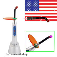 Dental wireless cordless LED curing light cure lamp-5W 1500w-USA Seller -USA