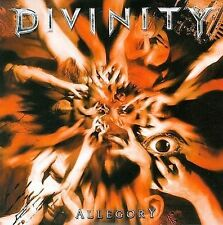 DIVINITY: Allegory Rare Cardboard Promotional CD Mint