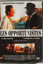 DVD LES OPPORTUNISTES - Christopher WALKEN / Cyndi LAUPER - NEUF