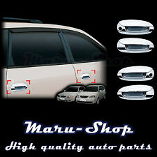 Chrome Door Handle Catch Cover Trim for 02~04 Kia Spectra 4DR/5DR