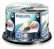 Philips CDR-80 (52x) 50pk del huso