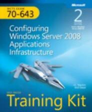 MCTS Self-Paced Training Kit (Exam 70-643): Configuring Windows Server 2008
