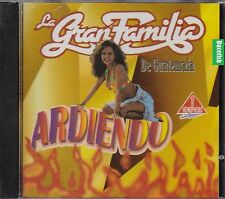 La Gran Familia De Guatemala Ardiendo CD New Nuevo Sealed