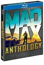 Mad Max Anthology (Blu-ray Disc, 2015, 4-Disc Set, Canadian) BRAND NEW SEALED
