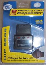8MB Memory Card Expander for Playstation 2PS2  NEW