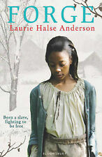 Forge, Halse Anderson, Laurie, New Book