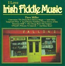 I Love Irish Fiddle Music by Various Artists (CD, Mar-2003, Kado Music)