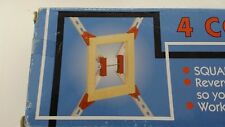 "SELF SQUARING ADJUSTABLE 4 CORNER CLAMP FOR FRAMES 5"" X 7"" UP TO 26"" X 30"""