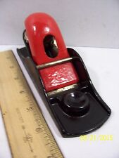 "Vintage Sears ""187 7'67"" Woodworking 6-5/8"" Block Plane - Made in England"