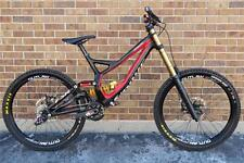 2014 S-WORKS DEMO 8 CARBON LARGE L Downhill Bike DH Fox 40, Ohlins, Specialized