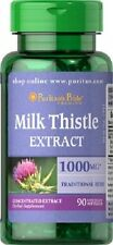 MILK THISTLE DETOX HEALTHY SKIN, GALL BLADDER LIVER GIANT 90 x 1000mg FREE POST