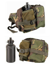 Army Combat Military Waist Bag Water Bottle Aqua Bladder Day Pack Utility Belt