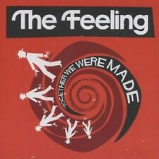 THE FEELING - TOGETHER WE WERE MADE  CD  15 TRACKS INTERNATIONAL POP  NEW+