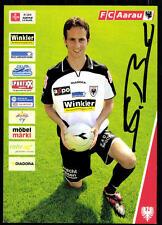 Sandro Burki FC Arau 2009-10 TOP AK +61067 + A 77203