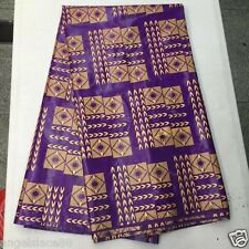 free ship african lace fabric printed bazin riche lace fabric for party dress