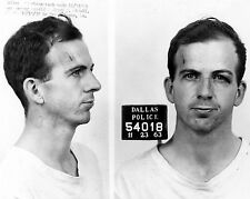 "Lee Harvey Oswald 10"" x 8"" Photograph"
