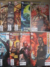 The GREAT TEN : COMPLETE 9 ISSUE SERIES by BEDARD + TONY McDANIEL art. DC.2010