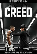 PRE-ORDER Creed (DVD RELEASE: 01 Mar 2016)