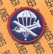 US Army Airborne Parachute Glider Waco Enlisted Hat patch #78