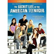 The Secret Life of the American Teenager Complete Third Volume 3 Three ~ NEW DVD