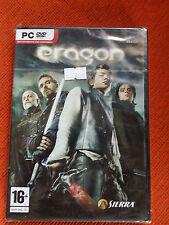 Eragon pc dvd rom gioco game nuovo sigillato ita