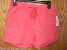 JOE FRESH - TEEN - SHORTS - RED - SIZE 0   (AC-17-821)