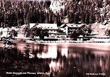 Hotel Seespitz am Plansee , Ansichtskarte