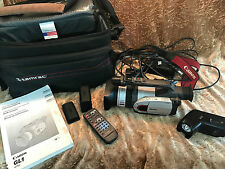 Canon GL1 Mini DV Camcorder with Extra Accessories Included.