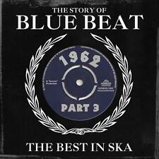 Various Blues(CD Album)The Story Of Blue Beat The Best In Ska 1962 Part-New