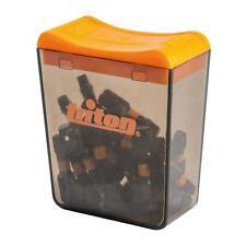 Triton Square Screwdriver Impact Bit 25 pack R3 25mm