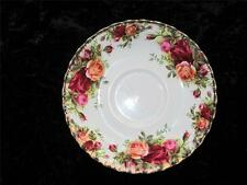 "Royal Albert Bone China Replacement Saucer ""Old Country Roses"""