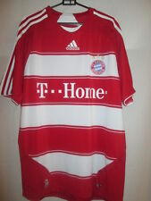 Bayern Munich 2008-2009 Home Ribery 7 Football Shirt Size Large /20268