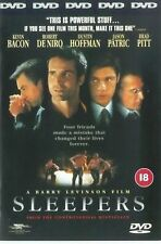 Sleepers DVD 1997 Robert De Niro Kevin Bacon Barry Levinson Brand New and Sealed