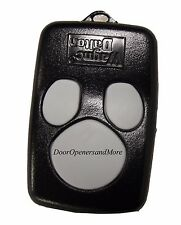 Wayne Dalton 3BTM-0372C 3 Button Visor or Key Chain Remote Control 372 MHz