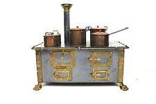 Puppenherd um 1860 Museal Kochmaschine