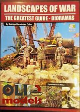 Landscapes of War The Greatest Guide Dioramas Vol.2 Accion Press Euro Modelismo