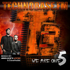 CD TechnoBase FM Clubinvasion Volume 5 von Various Artists 2CDs