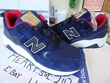 NEW BALANCE 580 Olympic ELITE EDITION BLUE-GOLD- MRT580AA SZ 8.5 US 574 999 UK