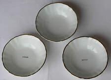 5 bols en porcelaine (winterling et royal bavaria) marqués La Redoute