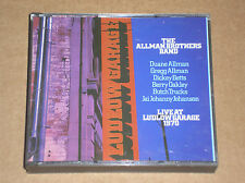 THE ALLMAN BROTHERS BAND -LIVE AT LUDLOW GARAGE 1970- BOX 2 CD COME NUOVO (MINT)